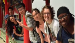 Study Abroad Program 2015 