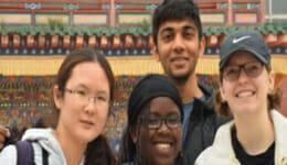 Study Abroad Program 2015 Xi'ning