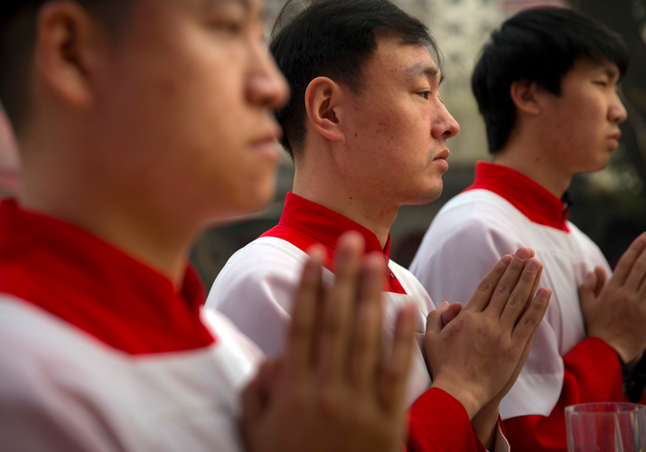 Why the Chinese government is targeting young Christians in its latest crackdown in America Magazine
