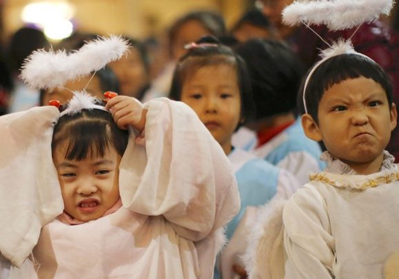 Catholics Have a Messaging Problem in China in The Atlantic