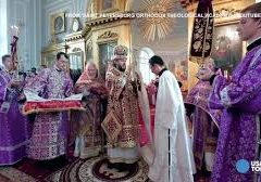 Ordination of Russian Orthodox priest in China sign of warming ties amid U.S. tensions in USA Today