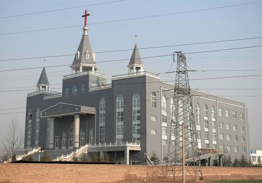 Megachurch Demolition in China Stokes Fears of a Religious Crackdown in World Politics Review