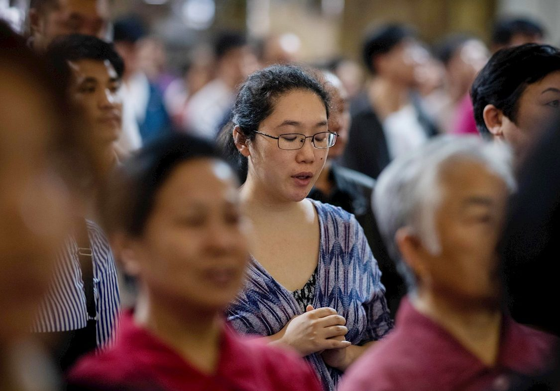 Praying for Hong Kong Can Be Politically Disruptive—Even in America in Christianity Today