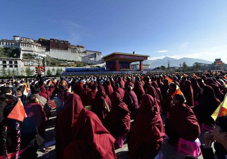 After 50 years in Tibet
